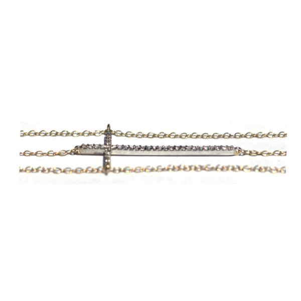 Bracelet CANUA-BRH-N Diamant Noir