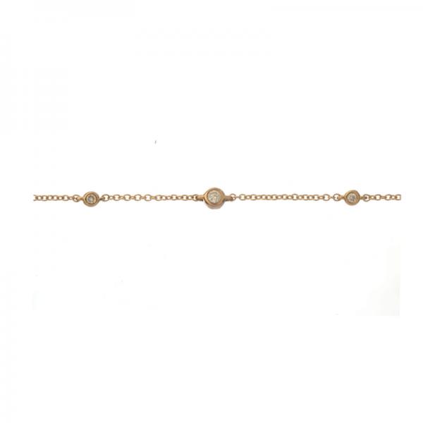 Bracelet KOZO-BR Diamant Blanc