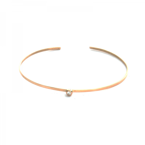 Bracelet MIZO3-BRJ Diamant Blanc