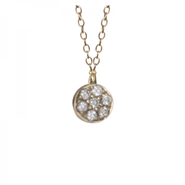Collier JIMA-CL Diamant Blanc