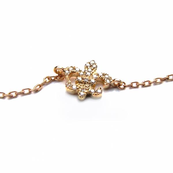 Bracelet LYSY-BR Diamant Blanc