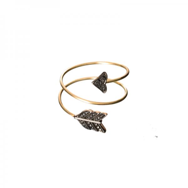 Bague LIA-BG-N Diamant Noir