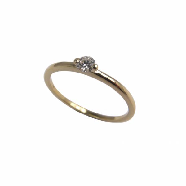 Bague ARON-BG Diamant Blanc