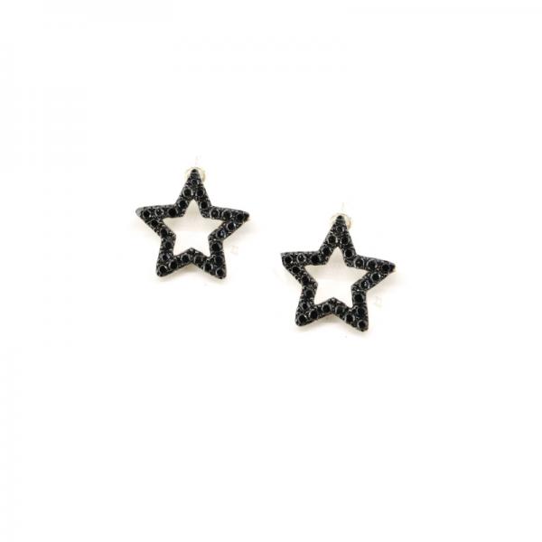 Boucles d'oreilles ETOLLY-BO Diamant Blanc