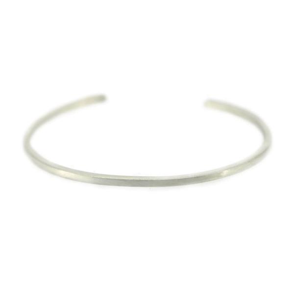 Bracelet Frappé argent