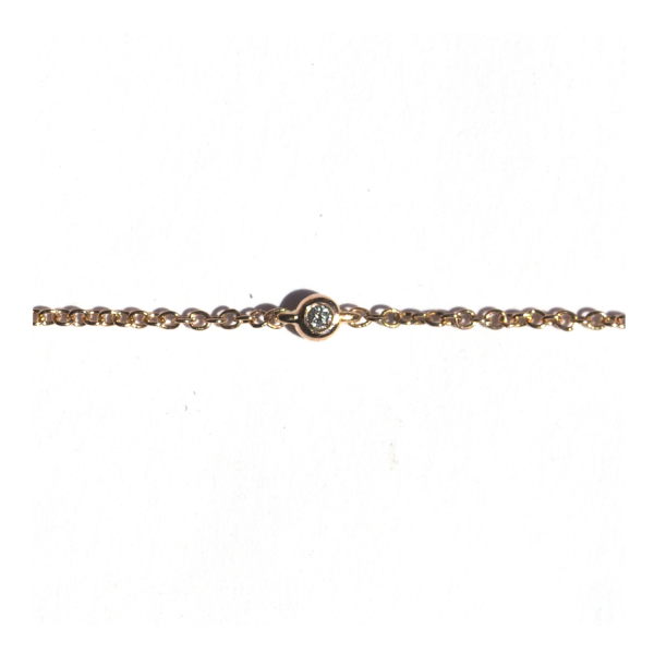 Bracelet MIZO-1-BR Diamant Blanc