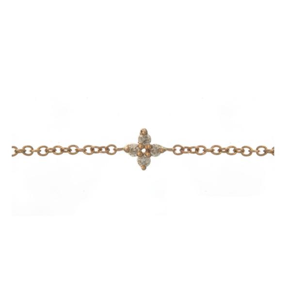 Bracelet KILLA-BR-N Diamant Noir