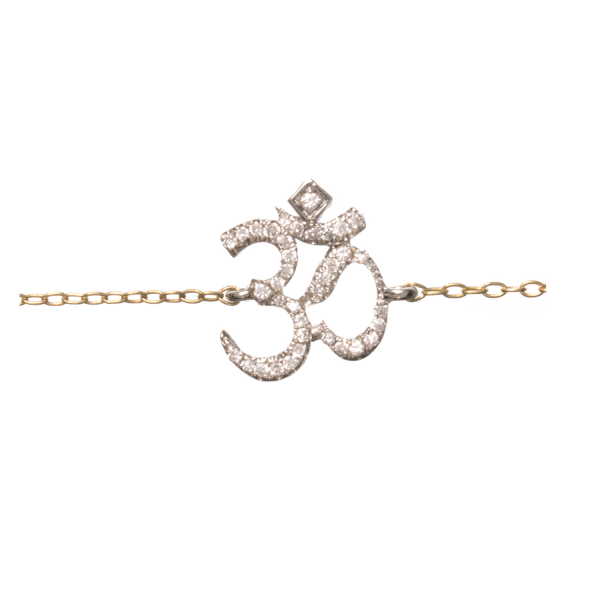 Bracelet OHM-BR Diamant Blanc