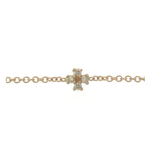 Bracelet KING-BR Diamant Blanc